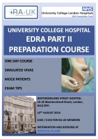 UCH EDRA Part 2 Course